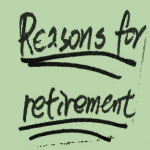 reasons for retirement